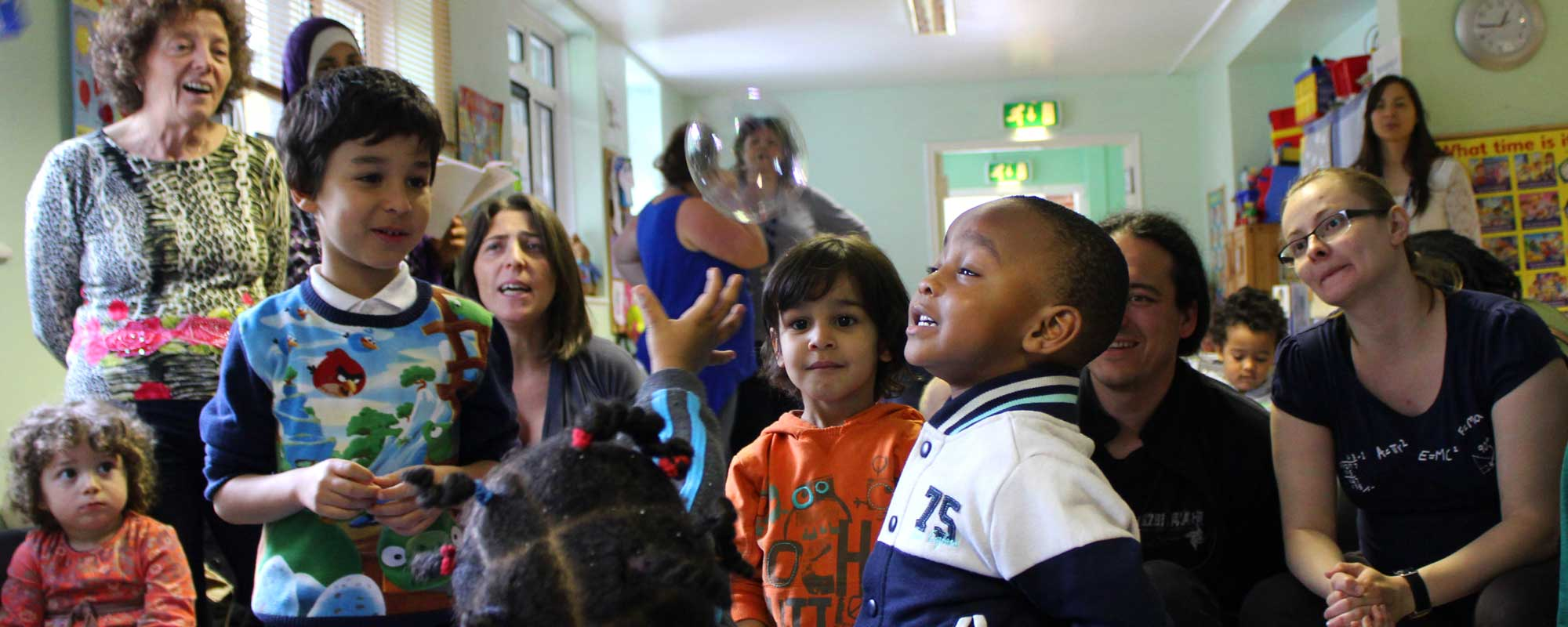 Welcome to Camberwell  Dulwich Children and Family Centres