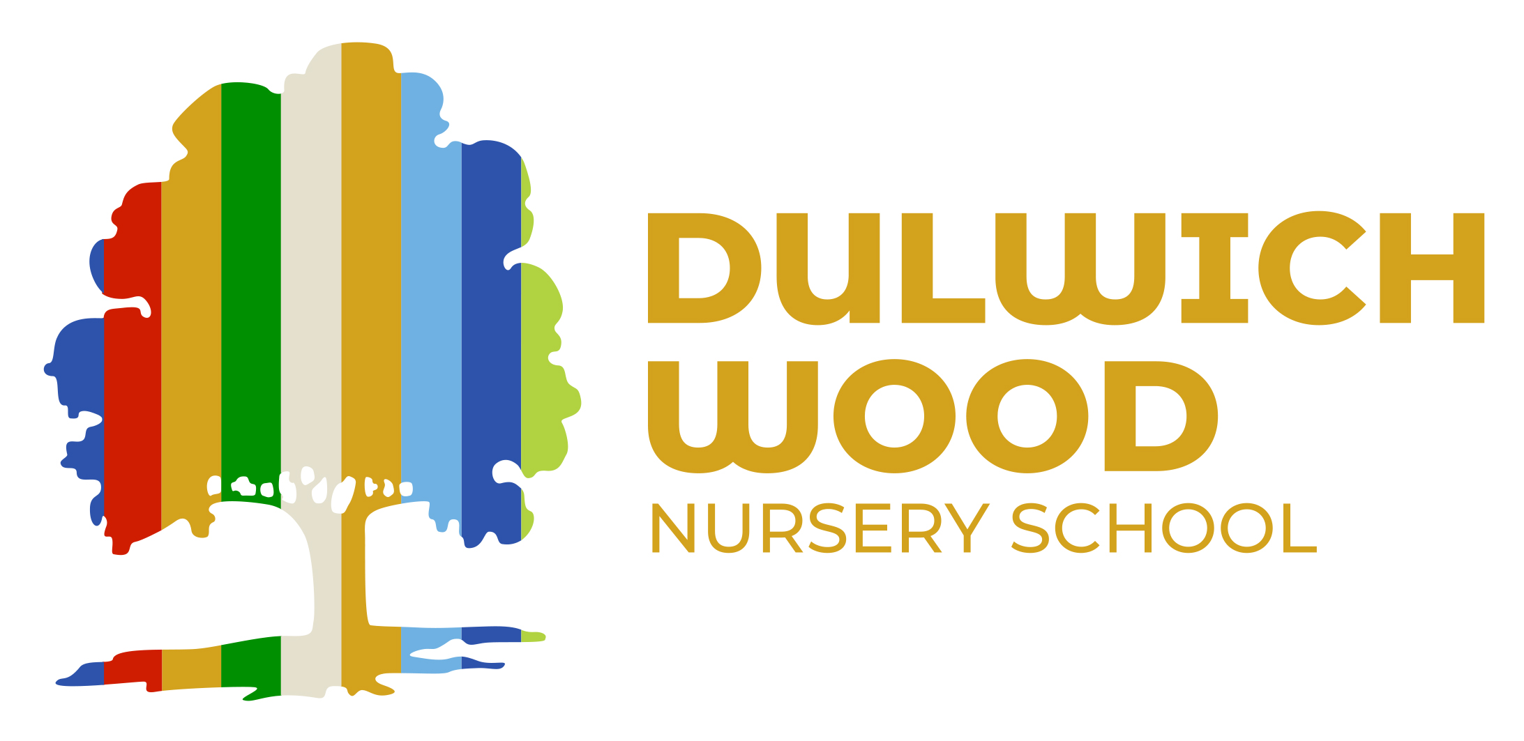 Dulwich Wood Nursery logo